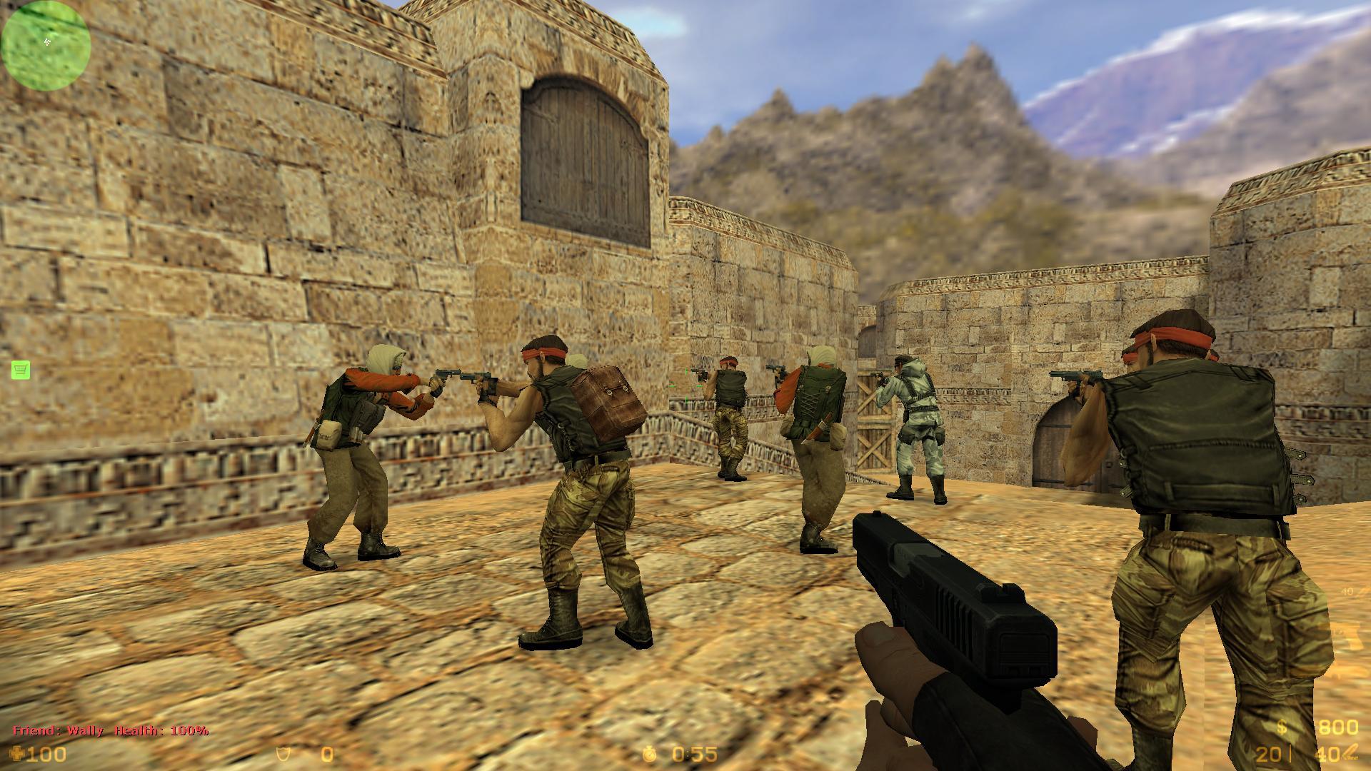 Рекомендации новичкам по игре Counter-Strike 1.6