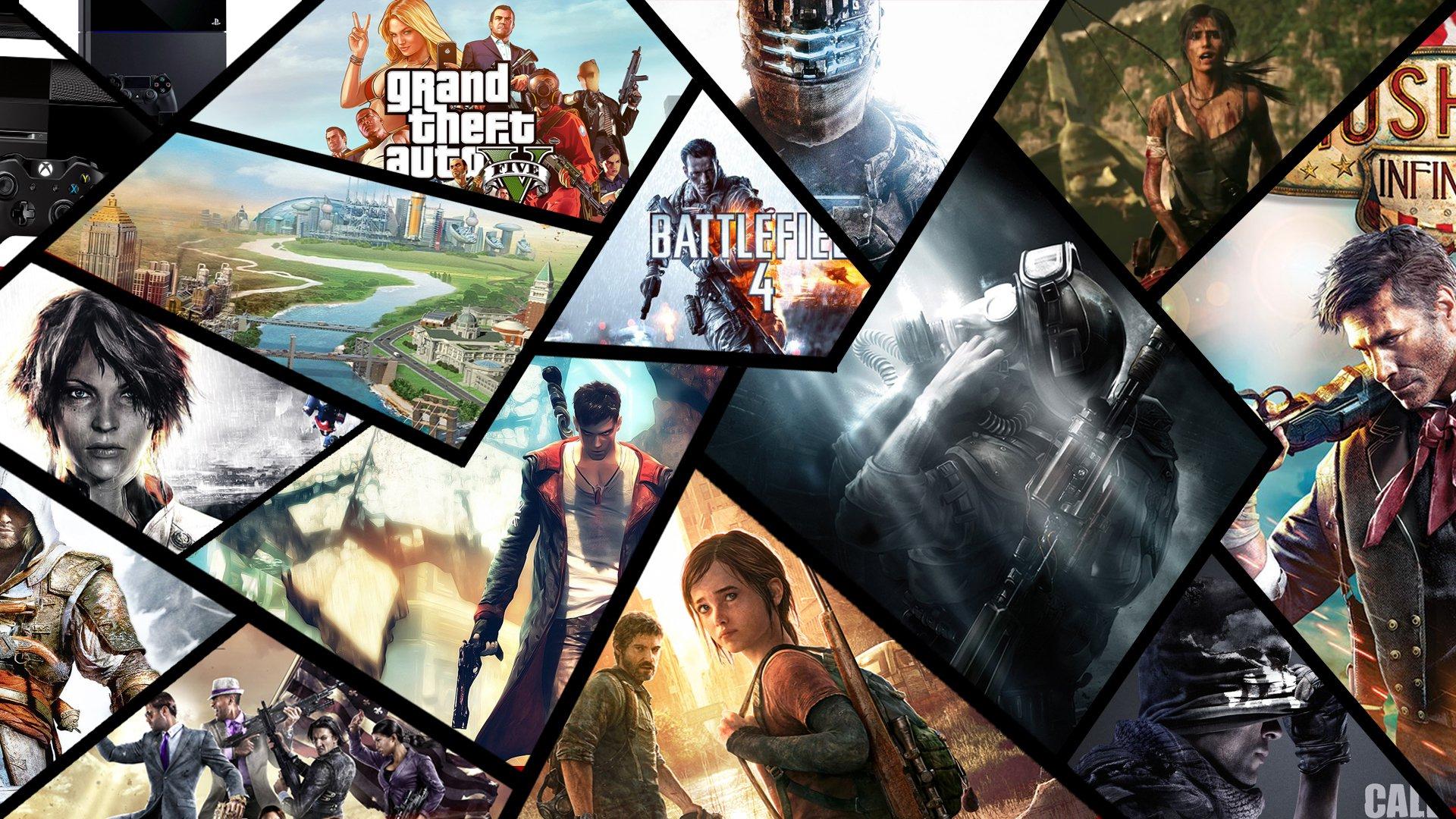Подборка интересных игр за 2017 год