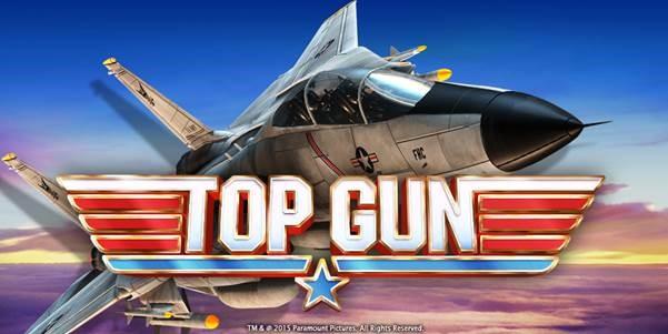 Бонусные функции автомата Top Gun из Azino555
