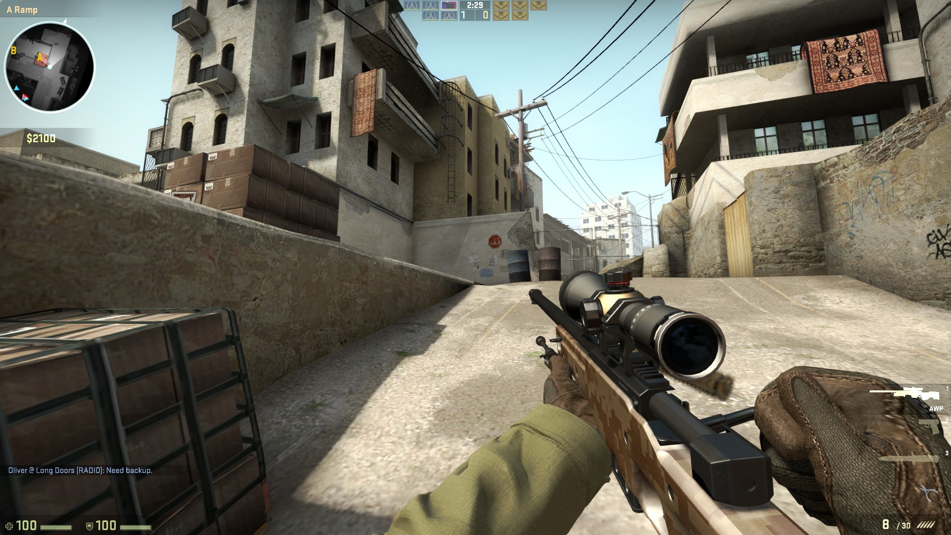 Советы новичкам по игре Counter-Strike: Global Offensive