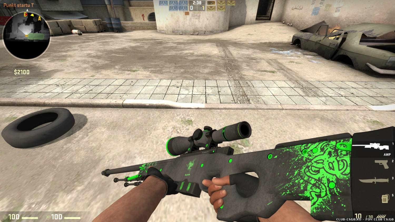 Какое оружие лучше не использовать в CS:GO?