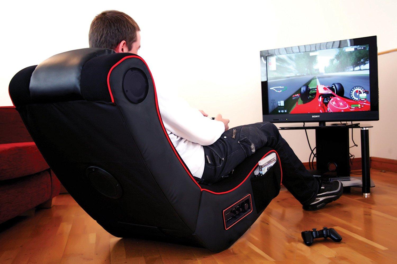 Выбор подходящего кресла для геймера