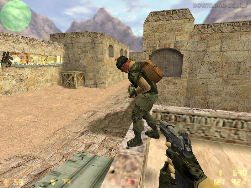 Обзор игры Counter-Strike 1.6