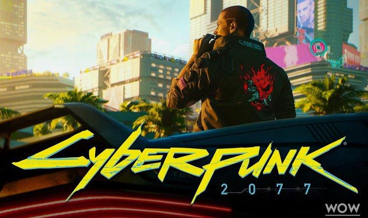 До выхода Cyberpunk 2077 осталось меньше года