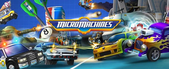 Micro Machines World Series - опубликован новый геймплейный трейлер игры про игрушечные машинки
