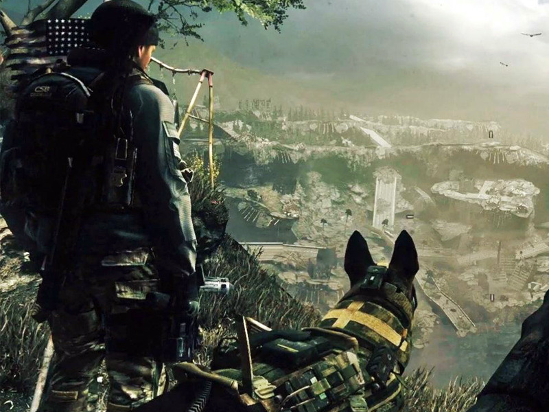 Разработчики игры Call of Duty: Ghosts пока не собираются в возвращаться к Modern Warfare