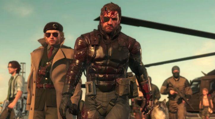 Создателей фильма Metal Gear Solid заставили поиграть в серию