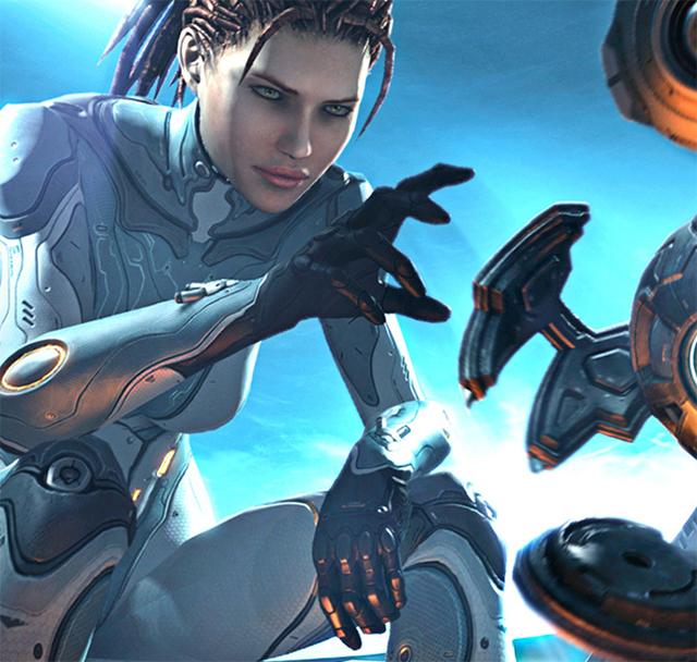 Компания Blizzard отдает StarCraft II бесплатно
