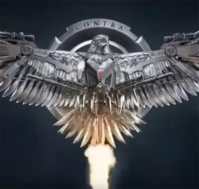Опубликовано первое видео фильма по мотивам шутера Contra