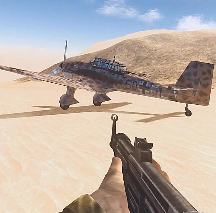 Военный шутер Battlefield 1942 получил фотореалистичную графику в 4K
