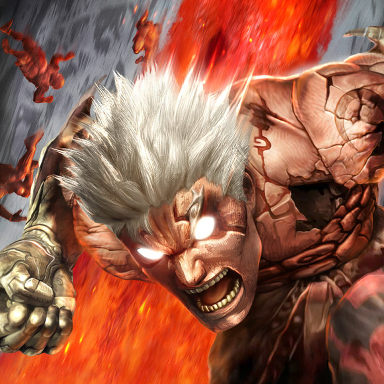 Игру Asura's Wrath запустили на PC