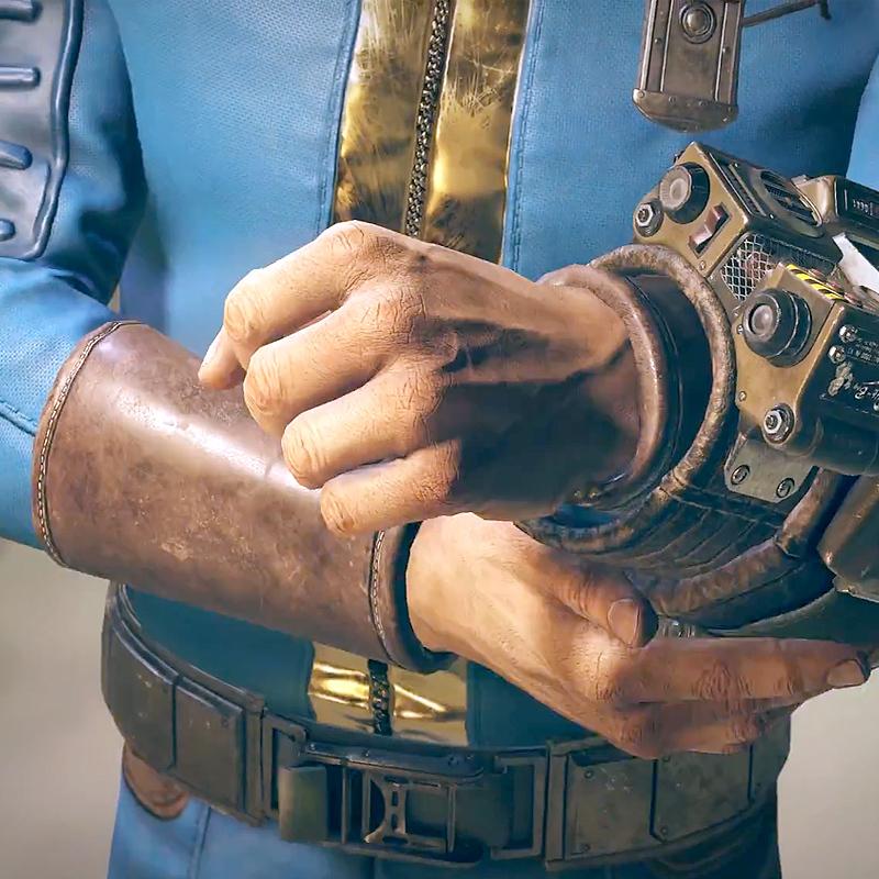 Fallout 76: Точная дата выхода и слоган утекли в сеть
