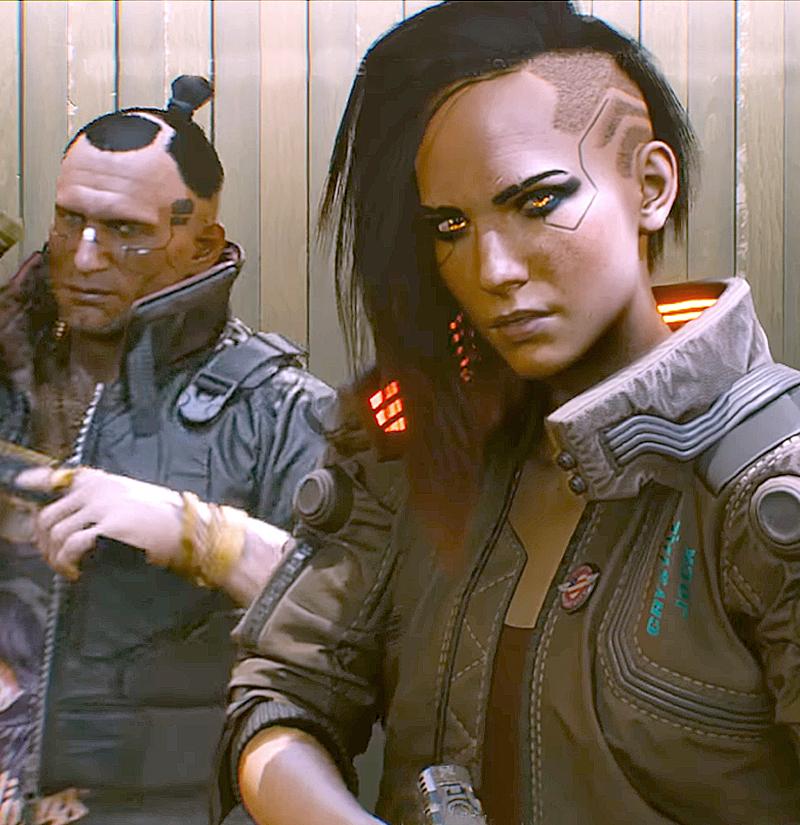 К разработке Cyberpunk 2077 подключили другую студию