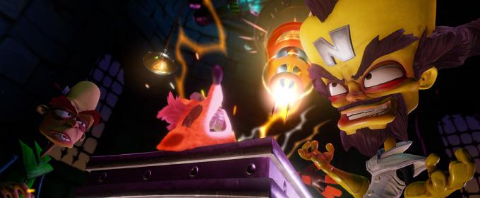Crash Bandicoot N. Sane Trilogy - опубликован новый геймплейный ролик проекта