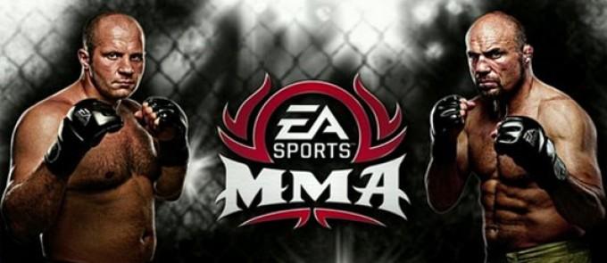 Обзор EA Sports MMA