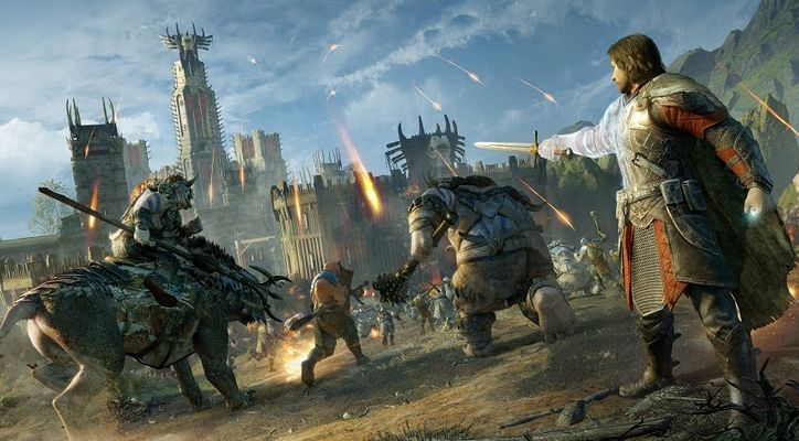 В Middle-Earth: Shadow of War появится мультиплеер