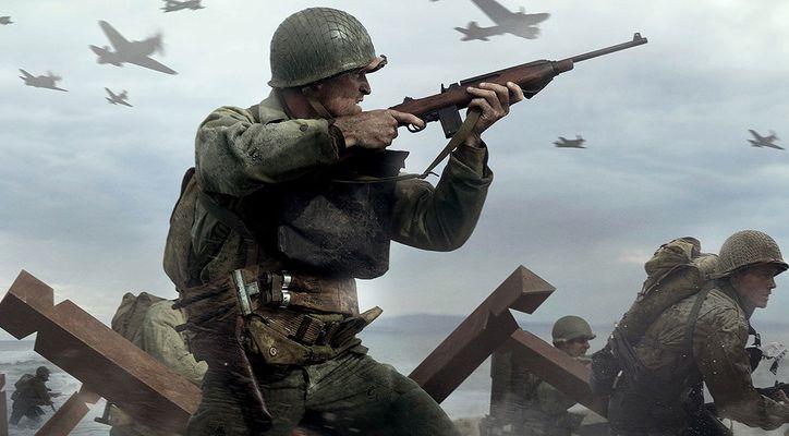 Фанаты остались недовольны бетой Call of Duty: WWII