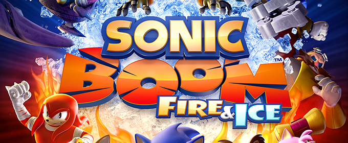 Обзор Sonic Boom: Fire and Ice