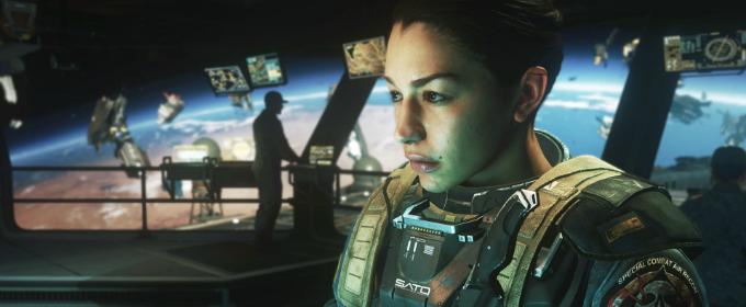 Call of Duty: Infinite Warfare возглавил японские чарты