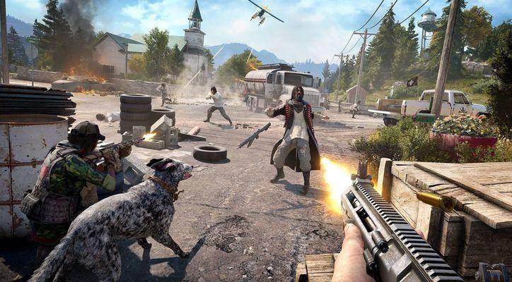 Мы опубликовали превью на Far Cry 5
