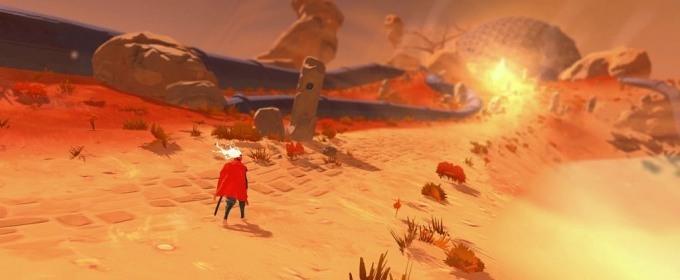 Furi - новый трейлер и информация о композиторах игры