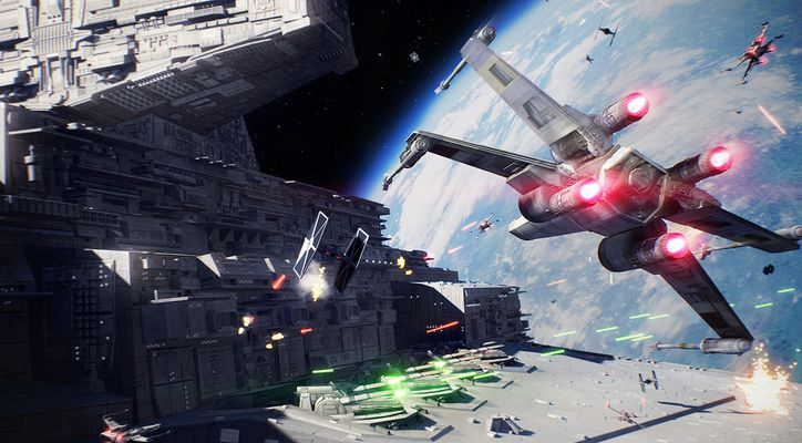 Бета-тест Star Wars: Battlefront 2 пройдет в октябре