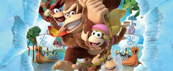 Donkey Kong Country: Tropical Freeze перебирается на Nintendo Switch
