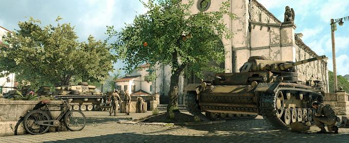 Sniper Elite 4 будет поддерживать PlayStation Pro и DirectX 12