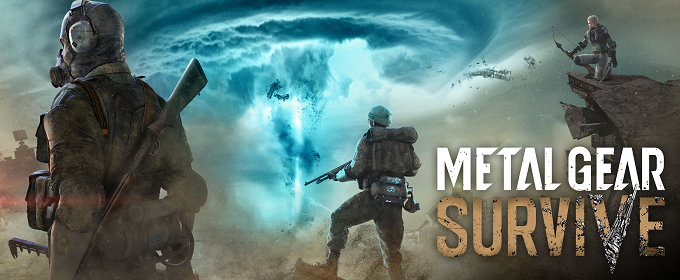 Metal Gear Survive - Konami предлагает посмотреть пять минут геймплея из одиночной кампании