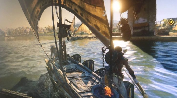 В сети появился первый кадр из новой Assassin's Creed