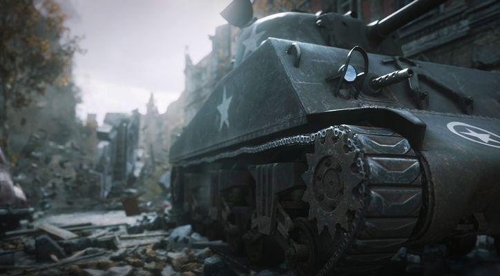 Мы опубликовали превью на Call of Duty: WW2