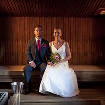 Свадьба в бане