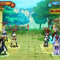 Рецензия браузерной игры Fairy Tail