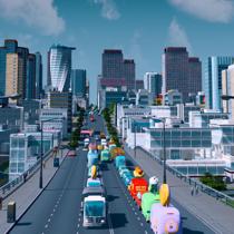 Cities: Skylines - градостроительный симулятор анонсирован для PlayStation 4