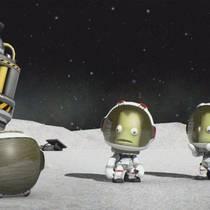 Valve наняла авторов Kerbal Space Program