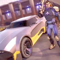 Транспорт показали в новом трейлере экшена Agents of Mayhem от создателей Saints Row