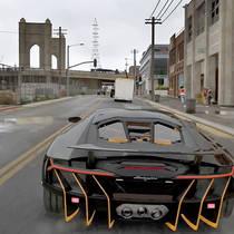 Графику GTA V переделали под реальность и показали на видео