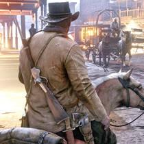 Red Dead Redemption 2 показали в первом геймплее
