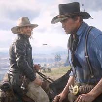 Новый трейлер игры Red Dead Redemption 2 от создателей GTA V
