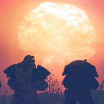 Что будет, если выстрелить в Fallout 76 ядерной ракетой по другим игрокам?