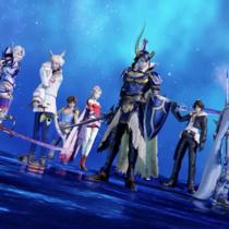 Dissidia: Final Fantasy - разработчики прокомментировали консольную версию нового файтинга Square Enix с элементами RPG