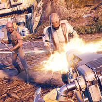 The Outer Worlds во внешних мирах от авторов Fallout: New Vegas показали в первом геймплее