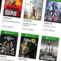 Microsoft предлагает сотни игр получить почти бесплатно