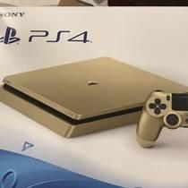 Sony, возможно, выпустит золотую PS4