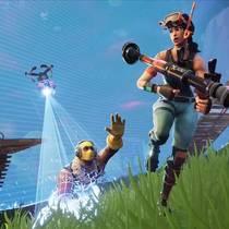 Fortnite получит 4К и 60 FPS на Xbox One X
