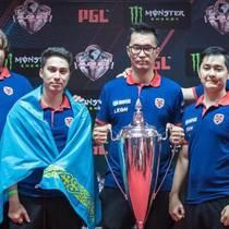 Чемпионат по Counter-Strike выиграла команда из СНГ