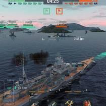 На мобильных устройствах вышла World of Warships Blitz