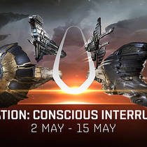 EVE Online - Начался ивент «Conscious Interruption»