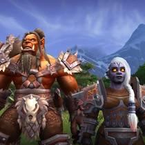 World of Warcraft - Дворфы Черного Железа и орки маг'хары