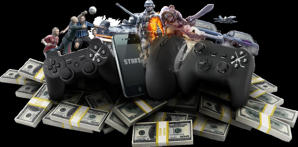 Особенности заработка в Интернете на играх